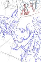 Black Rock Shooter Rough Sketch by jaja-sick-bear