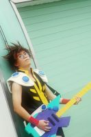 Opportunity awaits - N Basara by Amano7