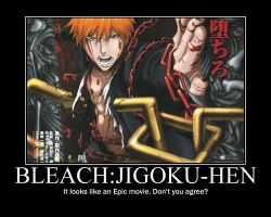 Bleach:Jigoku-Hen by chappy1000