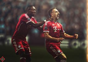Ribery by AboElkhairGfx