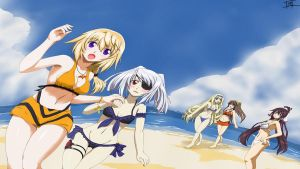 Infinite Stratos! by RPSINGH