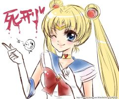 Sailor Moon by tip3361