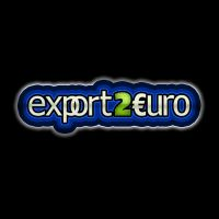 Export2Euro logotype wip by douf