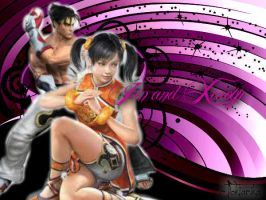 Jin and Xiaoyu 4 by Tokiarika