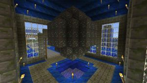 Water temple inside by JRDN762