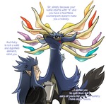 (PROLOGUE) X+Y Pick a Lunatic Fight by SoftMonKeychains
