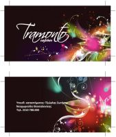 tramonto business card 2009 by deviantonis