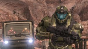 Halo: Reach Off to Never-Neverland by lizking10152011