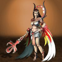 SMITE Isis by ArmachamCorp