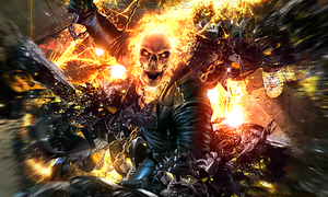 Ghost Rider by TonyApex