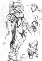 Spacesuit design for whb by Konomaru