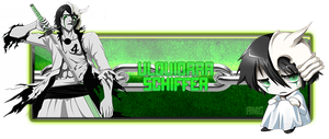 Signature Ulquiorra Schiffer by AniMangaSigns