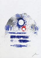 R2D2 by PhantomxLord