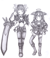 Chars Sketch by criis-chan