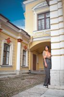 nude in the city (St-Petersburg) by DenisGoncharov