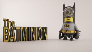 The BatMinion!! by srinboden