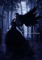 Lady Raven II by DenysRoqueDesign