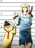 .: Wanted: Finn and Jake 2 :. by Radical-Rhombus-XD