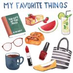 Favorite Things by NumberOneFabbi