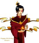 Zuko - sebas' birthday by 7anime7drawer7