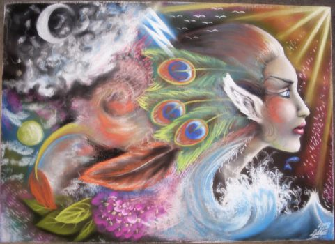 Mother Earth by Laiyla