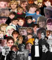 Evan peters collage by Haleyynicole