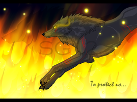 To Protect Us by The-Ravens-Of-Moraea
