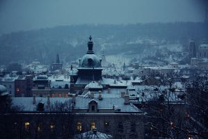 Old town by hombre-cz