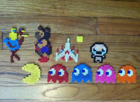 Misc. Sprites by 8bitsofawesome