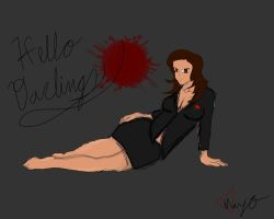 Female!Crowley by Loveinglifechic