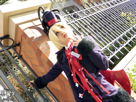 Alois Trancy :: COY by Riku-Ryou