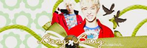 Bang Yong Guk - Bang Bang @EJ by Eriol-Diggory-Art
