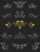 Ornamental Designs 3 by ScriptKiddy