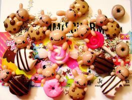 yummeh bunneh and bears oh my by xlilbabydragonx