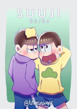 Suuji Day by kittensnsugar