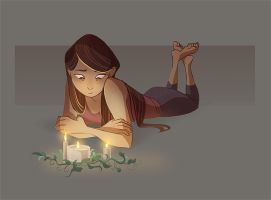 candles by scrii