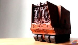 F-Toys Sand Crawler rear end by G2ORC