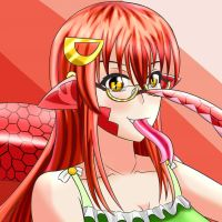 Monster Musume Megane series - 1 by MinekoLucky