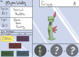 PKMNation Frigg by kitzune-griffith