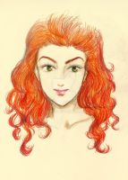 TMI: Clary Fray by tabeck
