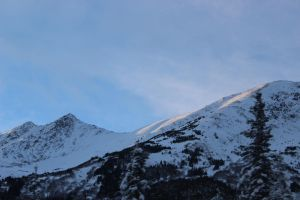 Alaska Mountains 11 by xdancingintherain
