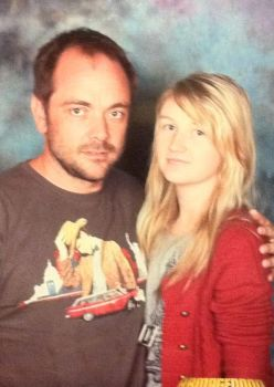 MARK SHEPPARD or CROWLEY and I by ScaityVengeance