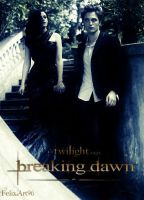 Twilight Breaking Dawn Part 2 Poster by fillesu96
