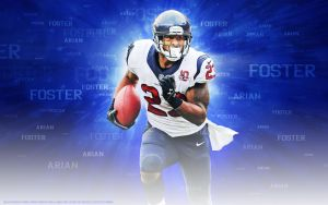 Arian Foster by namo,7 by 445578gfx