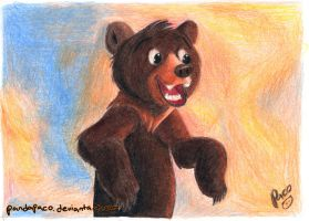 Koda Brother Bear by pandapaco