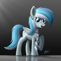 Glacial Snowfall (Gift) by Duskie-06