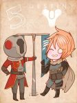 5 Days 'til Destiny !! by LittleMissZKits