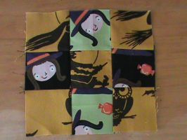 Halloween Quilt block1 by Ice-Toa-Lover