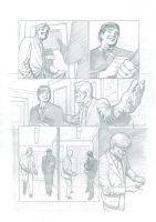 The Inspection (pencils) Page 3 by TomRFoster