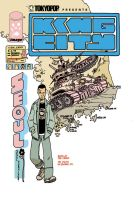 my youth in king city by royalboiler